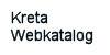 Kreta Webkatalog
